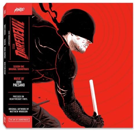 Daredevil Mondo Vinyl