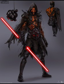 darth maul video game 2