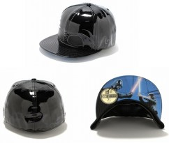 New Era Japan's 59Fifty fitted Star Wars Caps - Darth Vader