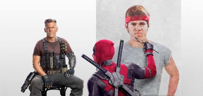 Deadpool 2 - Josh Brolin Painting
