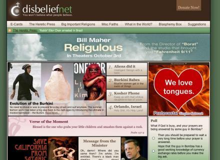 disbeliefnet.com