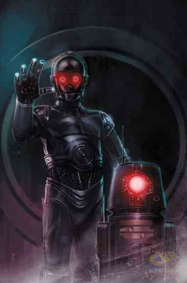 doctor aphra comic variant
