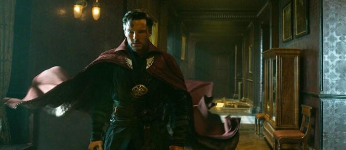 Additional Doctor Strange Scenes - Benedict Cumberbatch