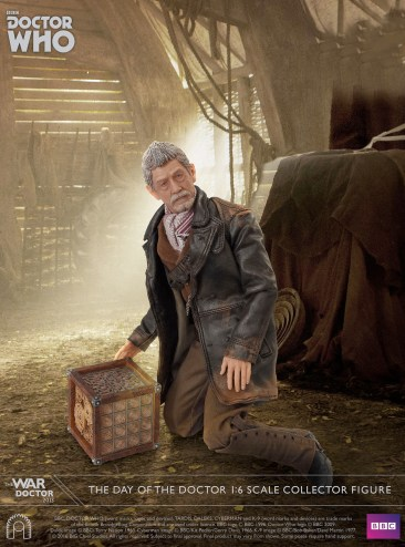 Doctor Who - War Doctor Figure