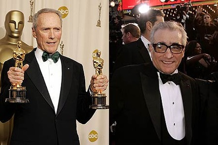 Eastwood and Scorsese