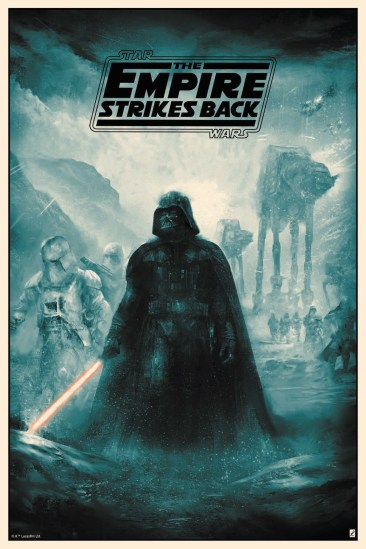 The Empire Strikes Back - Karl Fitzgerald