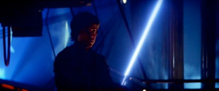 The Empire Strikes Back - Mark Hamill as Luke Skywalker - Morning Watch