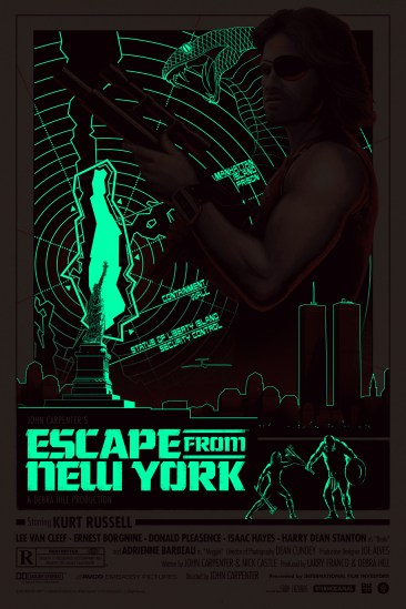 Escape from New York - Matt Ferguson