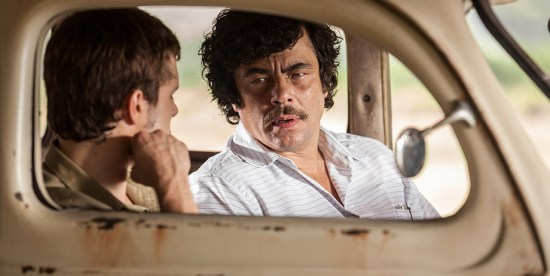 Escobar: Paradise Lost international trailer