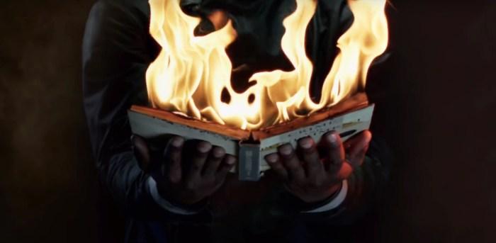 Fahrenheit 451 Teaser Trailer