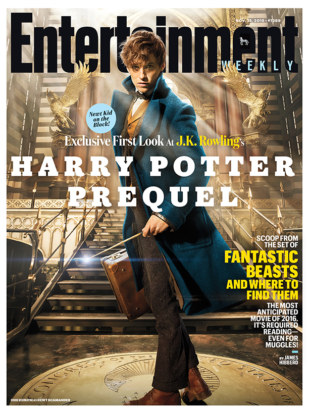 fantastic beasts first look