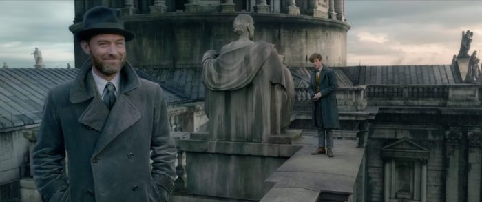 fantastic beasts the crimes of grindelwald trailer breakdown