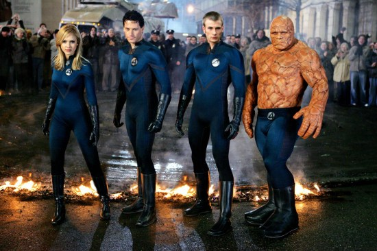 Tim Story Fantastic Four