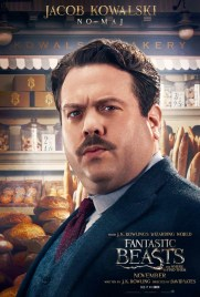 Fantastic Beasts and Where to Find Them Character Poster - Jacob Kowalski