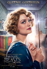 Fantastic Beasts and Where to Find Them Character Poster - Queenie Goldstein