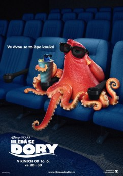 finding dory posters 1