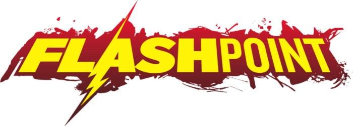 flashpoint comic logo