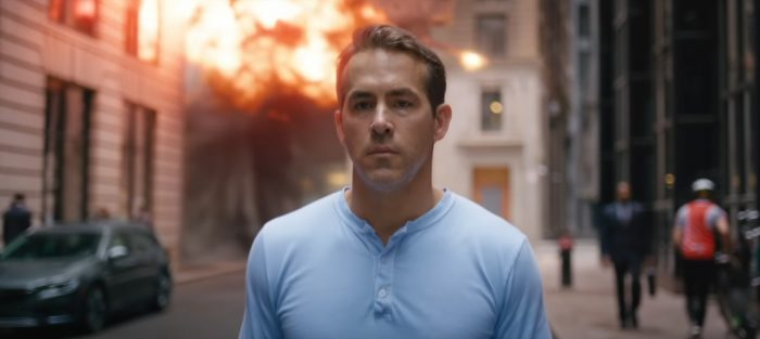 'Free Guy' Trailer: Ryan Reynolds Is Living in a Video Game Somehow More Chaotic Than 2020