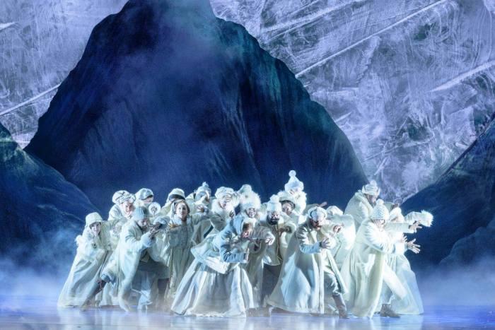 frozen musical 5