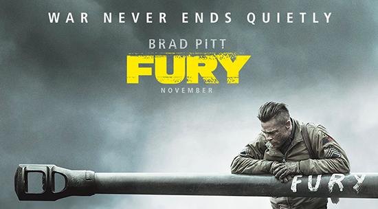 Fury trailer