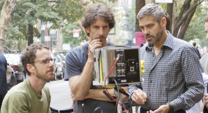 George Clooney Coen Brothers
