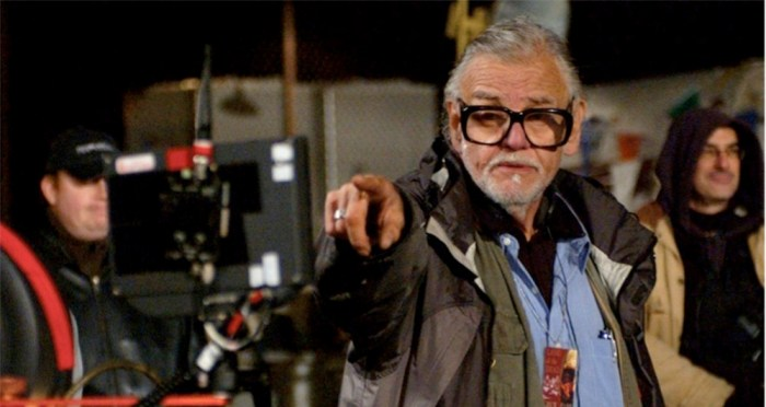 George Romero Blames The Walking Dead