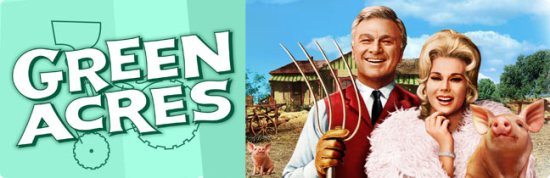 Green Acres movie
