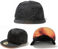 New Era Japan's 59Fifty fitted Star Wars Caps - Han Solo in Carbonite