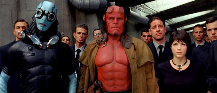 Hellboy 3 story