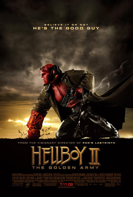 Oh Boy, What The Hell Is For? Hellboy II