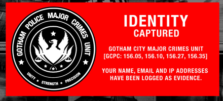Identity Captured