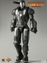 Iron Man 2: 1/6th scale War Machine Collectible Figure