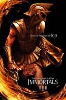 Immortals karakterposters: Luke Evans als Zeus