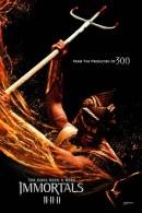 Immortals karakterposters: Kellan Lutz als Poseidon