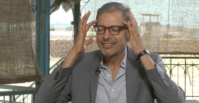 Jeff Goldblum Interview