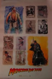 Indiana Jones 4 Movie Poster