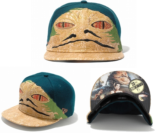 Deal With The Hutt: New Era Japan's 59Fifty Fitted Star Wars Caps