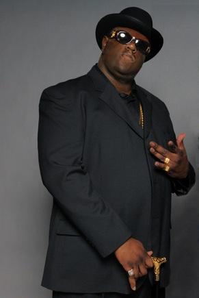 Jamal Woolard as The Notorious B.I.G.