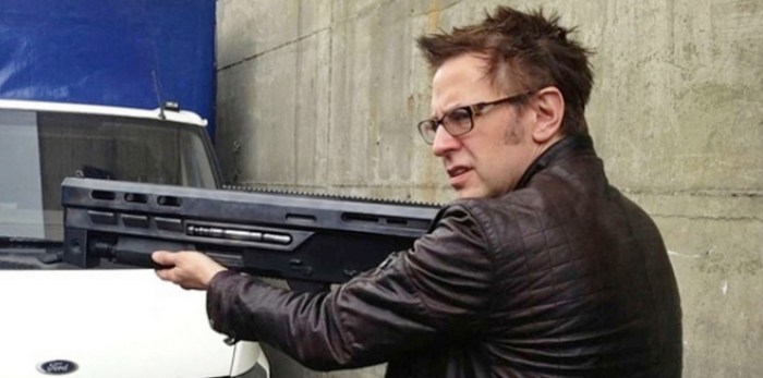 Guardians of the Galaxy 2 Trailer Release Date - James Gunn