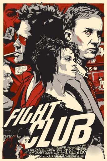 Joshua Budich Inspired by Fight Club