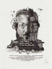 Julian Rentzsch Portrait - Stanley Kubrick