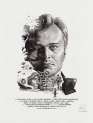 Julian Rentzsch Portrait - Christopher Nolan