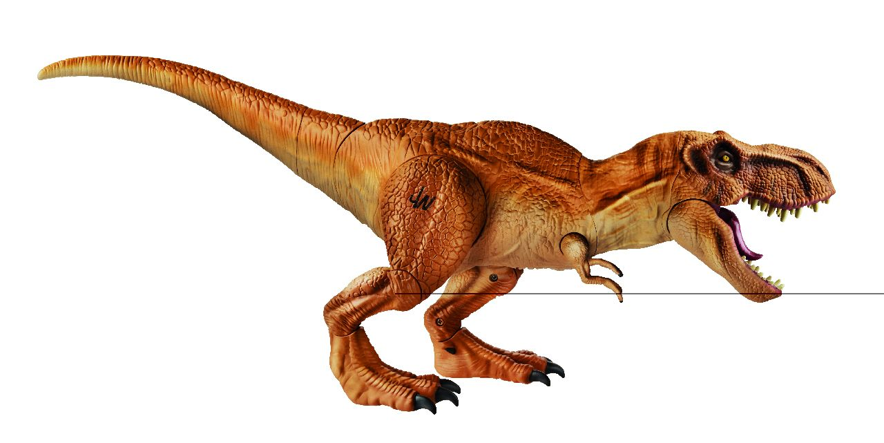 New jurassic world toys see the indominus rex and more for Tyranosaurus rex