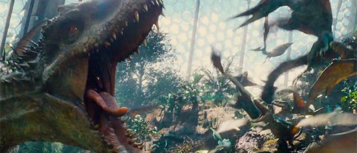 The Sound of Jurassic World