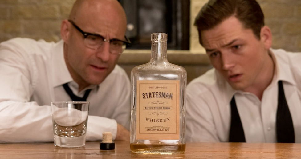 Another Kingsman Whiskey Is Coming In Honor Of The Statesman