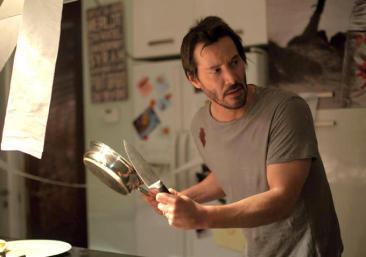 Keanu Reeves Knock Knock