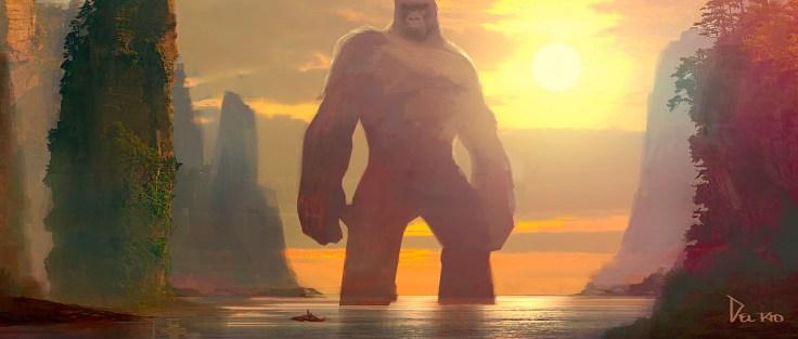 Kong Skull Island Concept Art