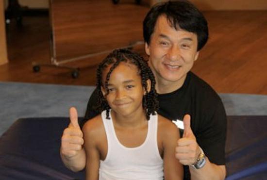 kung fu kid stars