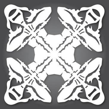 kyloren-snowflake