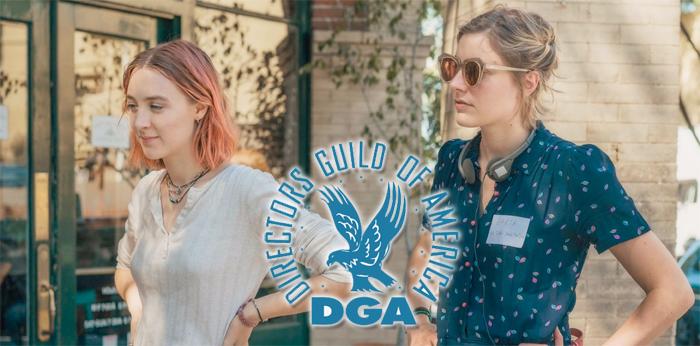 Lady Bird - 2018 DGA Awards Nominations